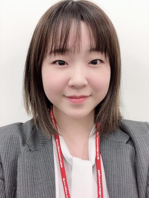 円町教室長 松井 汐里