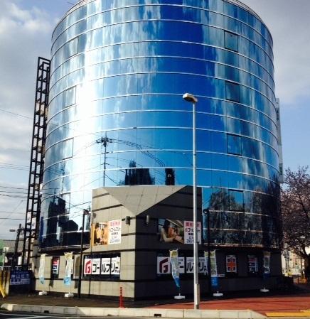 鶴瀬のランドマークになっているビルの1階になります!